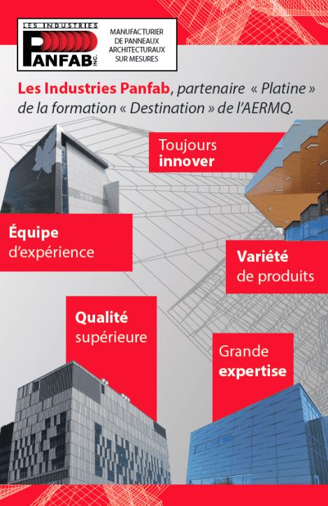 Panfab partenaire platine AERMQ